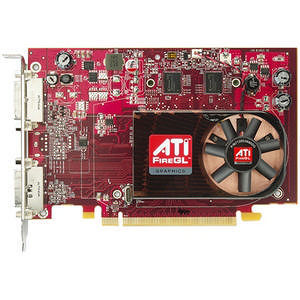 AMD 100-505514 FireGL V3600 Graphics Card