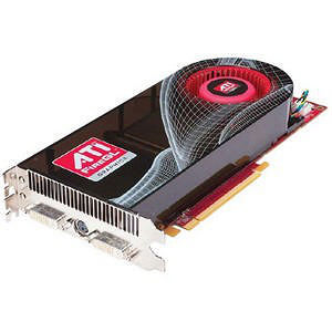 AMD 100-505509 FireGL V8650 Graphics Card