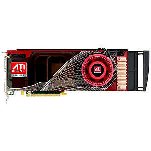 AMD 100-505519 FireGL V8600 Ultra High End Graphics Card