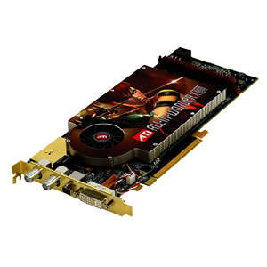 AMD 100-714301 All-in-Wonder X800 XL Graphics/TV/FM Tuner Card