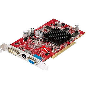 AMD 100-436014 Radeon 9200 MAC Edition Graphics Card