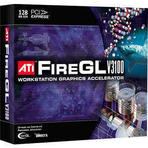 AMD 100-505151 FireGL V3100 Graphics Card