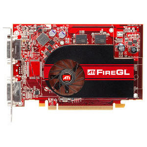 AMD 100-505136 FireGL V3400 Graphics Card