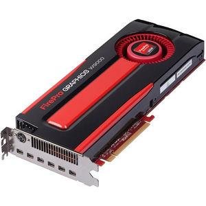 AMD 100-505859 FirePro W9000 Graphic Card - 975 MHz Core - 6 GB GDDR5 - PCI-E 3.0 x16 - Dual Slot