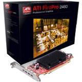 Sapphire 31004-09-40R FirePro 2460 Graphic Card - 512 MB GDDR5 - Low-profile