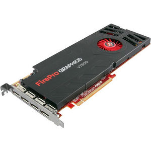 Sapphire 31004-22-40R FirePro V7900 Graphic Card - 725 MHz Core - 2 GB GDDR5 - PCI-E 2.1 x16