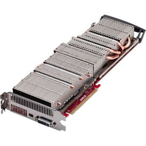 AMD 100-505858 FirePro S10000 - 6 GB GDDR5 - PCIe 3.0 - Full-length/Full-height - Dual Slot