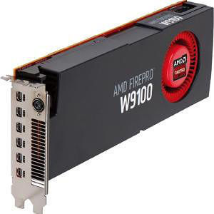 AMD 100-505977 FirePro W9100 - 16 GB GDDR5 - PCIe 3.0 x16 - Full-length/Full-height - Dual Slot