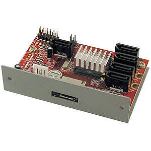 Addonics AD5SARPM-E 5X1 eSATA Port Multiplier