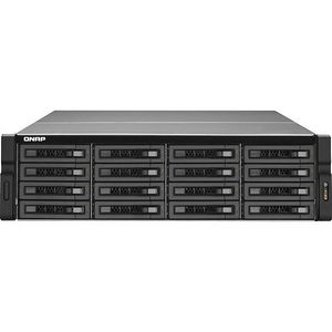QNAP TS-EC1679U-SAS-RP 16-bay SAS/SATA-enabled Unified NAS
