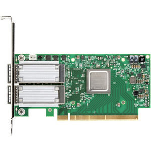 Mellanox MCX516A-CDAT ConnectX-5 Single/Dual-Port Adapter Supporting 100Gb/s Ethernet