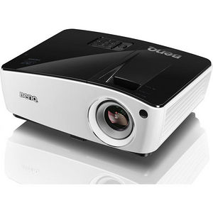 BenQ MX723 3D Ready DLP Projector - 4:3 - White