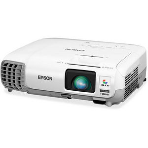 Epson V11H690020 PowerLite W29 LCD Projector - 16:10 - White