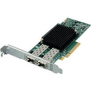 ATTO CTFC-322E-000 Celerity Dual Fibre Channel 32 Gb Gen 6 to x8 PCIe 3.0, LC SFP+ included
