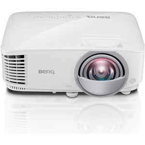 BenQ MX825ST 3D Ready Short Throw DLP Projector - 4:3
