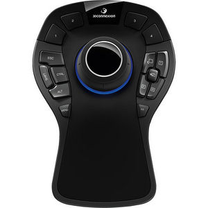 3Dconnexion 3DX-700040 SpaceMouse Pro 3D-Mouse
