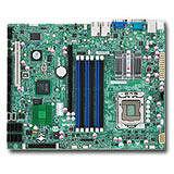 Supermicro MBD-X8STI-O Server Motherboard - Intel Chipset - Socket B LGA-1366 - Retail Pack