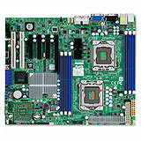 Supermicro MBD-X8DTL-IF-O Server Motherboard - Intel Chipset - Socket B LGA-1366 - Retail Pack