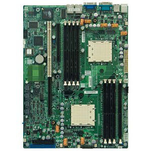 Supermicro MBD-H8DSL-HTI-O Server Motherboard - Broadcom Chipset - Socket PGA-940 - Retail Pack