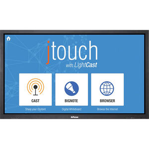 """InFocus INF6501CP JTouch 65"""" LCD Touchscreen Monitor - 16:9 - 6.50 ms"""