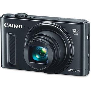 Canon 0111C001 PowerShot SX610 HS - Wi-Fi Enabled (Black)