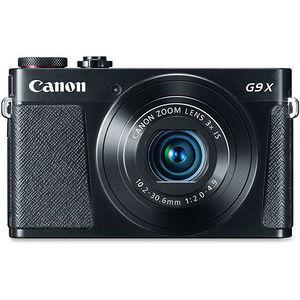 Canon 0511C001 PowerShot G9 X Digital Camera (Black)