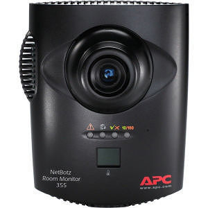 APC NBWL0355 NetBotz Room Monitor 355 (without PoE Injector)