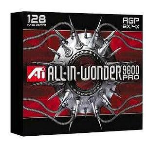 AMD 100-714116 All-In-Wonder 9600 Graphics/TV Tuner Card