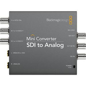Blackmagic Design CONVMASA Mini Converter SDI to Analog