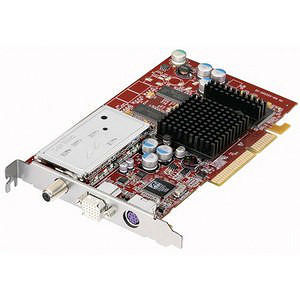 AMD 100714145 All-In-Wonder 2006 Edition Radeon 9600 Graphics/TV Tuner Card