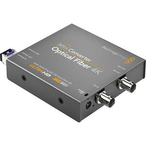 Blackmagic Design CONVMOF4K Mini Converter Optical Fiber 4K