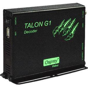 Osprey 96-02020 Talon G1 H.264 Decoder