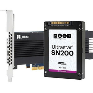 HGST 0TS1304 Ultrastar SN200 HUSMR7664BHP301 6.40 TB Internal SSD - PCI Express - Plug-in Card