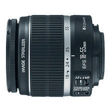 Canon 2042B002 EF-S 18-55mm f/3.5-5.6 IS Zoom Lens