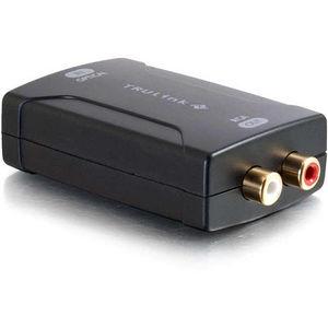 C2G 28727 Toslink to RCA Analog Audio Converter (DAC)