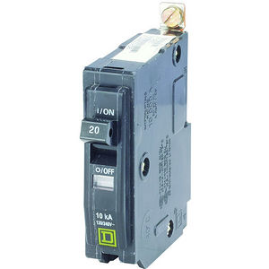 APC PD1P20ABBSD PDU 1-Pole 20Amp, Bolt On, Square D Breaker