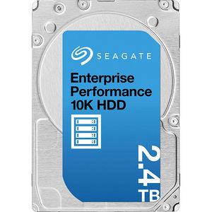 "Seagate ST2400MM0149 2.40 TB Hard Drive - SAS (12Gb/s SAS) - 2.5"" Drive - Internal"