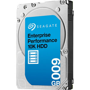 "Seagate ST600MM0109 600 GB Hard Drive - SAS (12Gb/s SAS) - 2.5"" Drive - Internal"