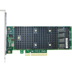 Intel RSP3QD160J Tri-Mode PCIe/SAS/SATA Storage Controller Adapter, 16 Internal Ports