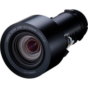 Canon 1787C001 LX-IL08WZ - 15.73 mm to 23.59 mm - f/2.11 - 2.37 - Zoom Lens