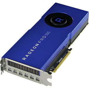 AMD 100-506014 Radeon Pro SSG Graphic Card - 16 GB