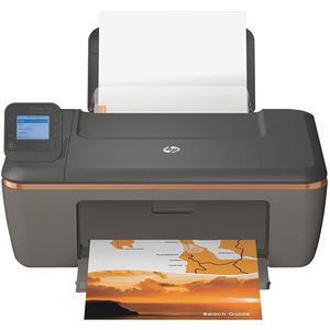 HP CZ044A#B1H Deskjet 3510 Inkjet Multifunction Printer - Color