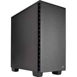 Corsair CC-9011100-WW Carbide Series Quiet 400Q Compact Mid-Tower Case