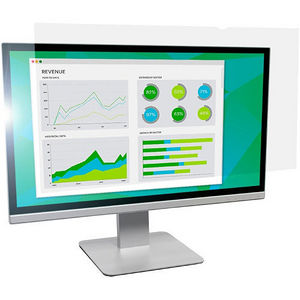 """3M AG230W9B Anti-Glare Filter for 23"""" Widescreen Monitor"""