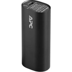 APC M3BK Mobile Power Pack, 3000mAh Li-ion Cylinder, Black
