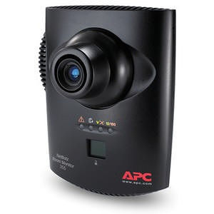 APC NBWL0356 NetBotz Room Monitor 355 (with 120/240V PoE Injector)