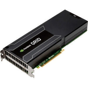 PNY VCGRIDK2M-L2R-PB GRID K2 Graphic Card - 2 GPUs - 8 GB GDDR5 - PCI-E 3.0 x16 - Dual Slot