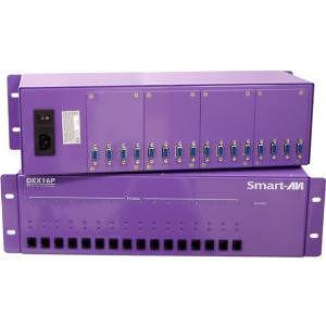 SmartAVI DXP16P-TXS KVM Extender