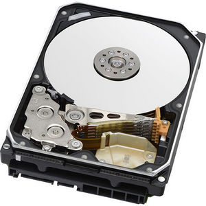 "HGST 0F27453 Ultrastar He10 512E SED HUH721010ALE601 10 TB 3.5"" SATA 7200RPM 256MB Cache Hard Drive"