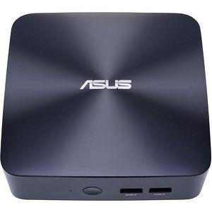 ASUS UN65U-M178M VivoMini Mini PC - Intel Core i7-7500U 2.70 GHz - 8 GB DDR4 SDRAM - Midnight Blue